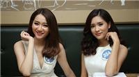 Ngắm 10 cô gái đầu tiên lọt vòng bán kết 'Hoa hậu Đại Dương 2017'