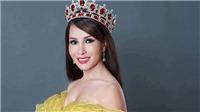 Nhan sắc gốc Việt Lưu Hoàng Trâm đăng quang 'Mrs Universe 2017'
