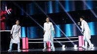 The Voice Kids tập 8: 'Nổi da gà' trước 'Con cò' của 3 hot boy team Soobin Hoàng Sơn
