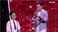 Xem The Voice Kids tập 9: Soobin Hoàng Sơn 'gục ngã' vì 'trò cưng' thần tượng G-Dragon