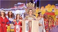 Khánh Ngân bất ngờ đăng quang Hoa hậu Hoàn cầu 2017