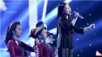 The Voice Kids 2017 tập 12: Học trò Soobin hóa thiếu nữ hát 'Chị tôi', Vũ Cát Tường tặng 'điểm 10'