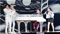 Soobin Hoàng Sơn lướt piano khiến Vũ Cát Tường… rung động