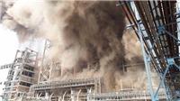 Ấn Độ: Nổ nhà máy nhiệt điện kinh hoàng, hàng trăm người thương vong