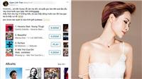 Sau phát ngôn 'đụng chạm' Taylor Swift, Uyên Linh tự nhận 'còn dại lắm'
