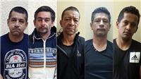 Xử nhóm 5 người nước ngoài chuyên chọc lốp ô tô dàn cảnh trộm cắp