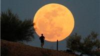 Ba hiện tượng Mặt Trăng hiếm gặp cùng xảy ra vào ngày 31/1