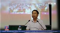 VIDEO: Thông báo của Công an Hà Nội về sự việc Chủ tịch huyện Quốc Oai mất tích
