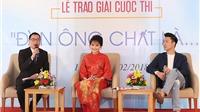 Lễ trao giải 'Đàn ông Chất là...': Bảo Thanh - Mạnh Trường tranh luận về đàn ông chất