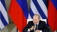 Nga xác nhận ông Putin chính thức 'đủ điều kiện' tranh cử tổng thống