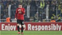 Rooney bị vu khống về việc nhậu bét nhè ngay trước trận đấu