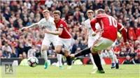 Man United 1-1 Swansea: Man United lại hòa. Mất hết trung vệ, Mourinho gặp đại họa