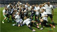 Hạ màn Liga 2016-17: Ronaldo biến nỗ lực của Messi thành vô nghĩa, Real Madrid đăng quang tại Malaga