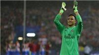 Keylor Navas cứu thua tuyệt đỉnh, CĐV Real không thèm ngó tới De Gea