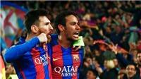 Barcelona 4-1 Villarreal: Messi lập cú đúp, Barca tạm thời dẫn đầu bảng