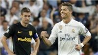 Cristiano Ronaldo xô đổ hàng loạt kỷ lục sau hat-trick vào lưới Atletico