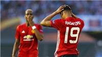 CHOÁNG với thống kê gây thất vọng của Man United sau chiến thắng trước Celta Vigo