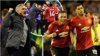 Celta Vigo 0-1 Man United: Rashford đá phạt tuyệt đỉnh M.U thắng trên đất Tây Ban Nha