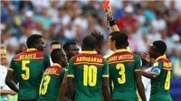 Đức vào bán kết Confederation Cup khi trọng tài video mắc sai lầm KHÔNG THỂ TIN NỔI