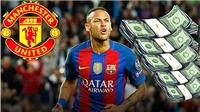 CẬP NHẬT tin tối 30/6: M.U phải bỏ 195 triệu để mua Neymar. Chelsea đút túi KHÔNG TƯỞNG nhờ bán cầu thủ
