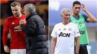 Bị chỉ trích suốt mùa giải, Smalling uất ức phản pháo Mourinho