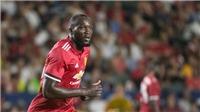 Man United 2-0 Man City: Lukaku và Rashford ghi bàn, 'Quỷ đỏ' thắng derby