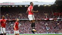 Manchester United 2-0 Leicester City: Rashford và Fellaini ghi bàn, M.U tiếp tục bay cao