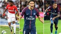 Thêm Mbappe, PSG đang sở hữu bộ ba tấn công đắt giá nhất lịch sử bóng đá