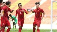 TRỰC TIẾP U22 Việt Nam 0-0 U22 Indonesia: Hồ Tuấn Tài bỏ lỡ cơ hội (Hiệp 1)