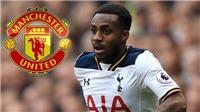 Mourinho có thể CÁCH MẠNG lối chơi của M.U với Danny Rose