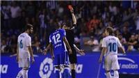 Video clip highlights bàn thắng trận Deportivo La Coruna 0-3 Real Madrid