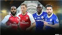 Vì sao Arsenal ở thế cửa trên ở trận tranh Siêu Cúp Anh?