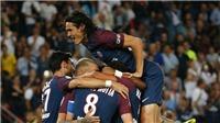 Video clip highlights bàn thắng trận PSG 3-0 Saint-Etienne