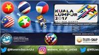 Bảng xếp hạng (BXH) môn bóng đá nữ SEA Games 29 - 2017