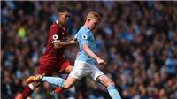 Video clip highlights bàn thắng trận Man City 5-0 Liverpool