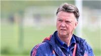 CẬP NHẬT tối 9/9: Van Gaal chỉ trích M.U. Verratti không đáng giá 50 triệu euro
