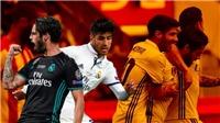 Nội bộ Real chia rẽ. Isco và Marco Asensio nổi nóng vì Gareth Bale