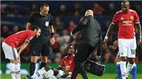 TIN HOT M.U ngày 15/9: Mourinho nổi đóa với Pogba. Lukaku phải noi gương Drogba