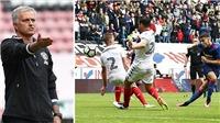 Đội hình chính thức đầu tiên của Mourinho ở M.U giờ ra sao?