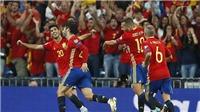 Video clip highlights bàn thắng trận Tây Ban Nha 3-0 Italy