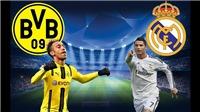 Link xem trực tiếp trận Dortmund - Real Madrid (01h45, ngày 27/9)
