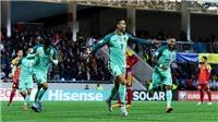 Video clip highlights bàn thắng trận Andorra 0-2 Bồ Đào Nha