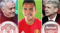 Tin HOT M.U ngày 29/10: M.U có hy vọng giành Sanchez. Săn hậu vệ của PSG