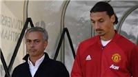 Quên Griezmann và Oezil đi, Ibrahimovic sẽ là số 10 của Mourinho!