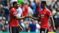 Vì sao Mourinho phải 'hy sinh' Rashford hoặc Martial?