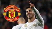 Không phải Ronaldo, M.U muốn mua ngôi sao này của Real với giá 177 triệu bảng