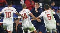 Sevilla ngược dòng khó tin trước Liverpool sau khi biết HLV bị ung thư