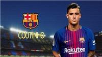 CẬP NHẬT tối 11/11: Coutinho tìm nhà ở Barca. Lukaku: 'Tôi sinh ra để ghi bàn'