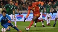 Lukaku giải cơn khát bằng một cú đúp, đi vào lịch sử tuyển Bỉ