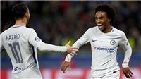 Video clip highlights bàn thắng trận Qarabag 0-4 Chelsea